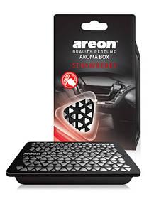 Areon Aroma Box (под сидение) Strawberry  (клубника) ABC04
