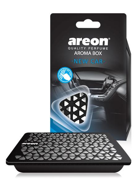 Areon Aroma Box (под сидение) NEW CAR ABC05