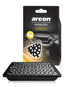 Areon Aroma Box (под сидение) VANILLA ABC06