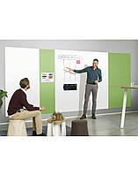 Панель стеновая шумопоглощающая Magnetoplan Infinity Wall X Acoustics Apple-Green 980 x 1980 мм