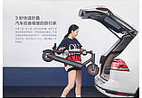 Електросамокат Xiaomi Electric Scooter Pro Black/White, фото 4