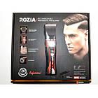 ОПТ Професійна машинка для стрижки волосся Rozia HQ-2205, фото 3