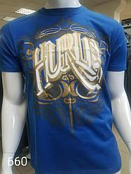 Качественная мужская футболка HURLE