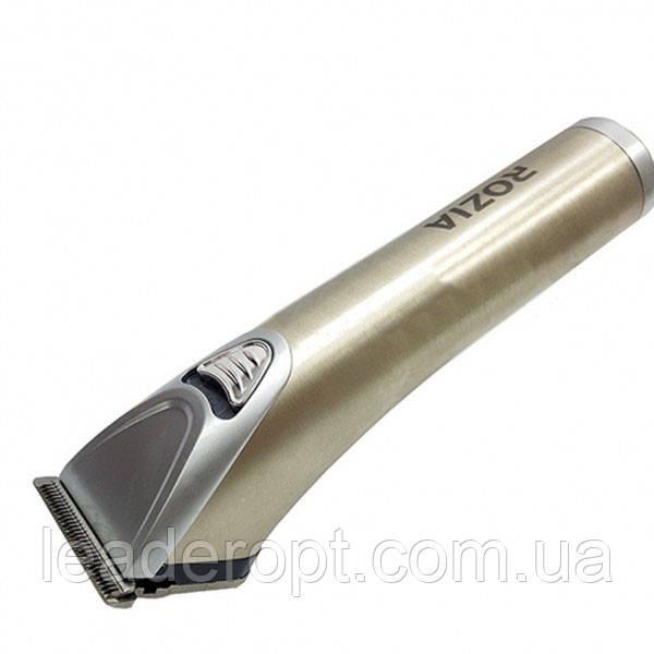 Машинка триммер для стрижки волос Rozia Hq-230