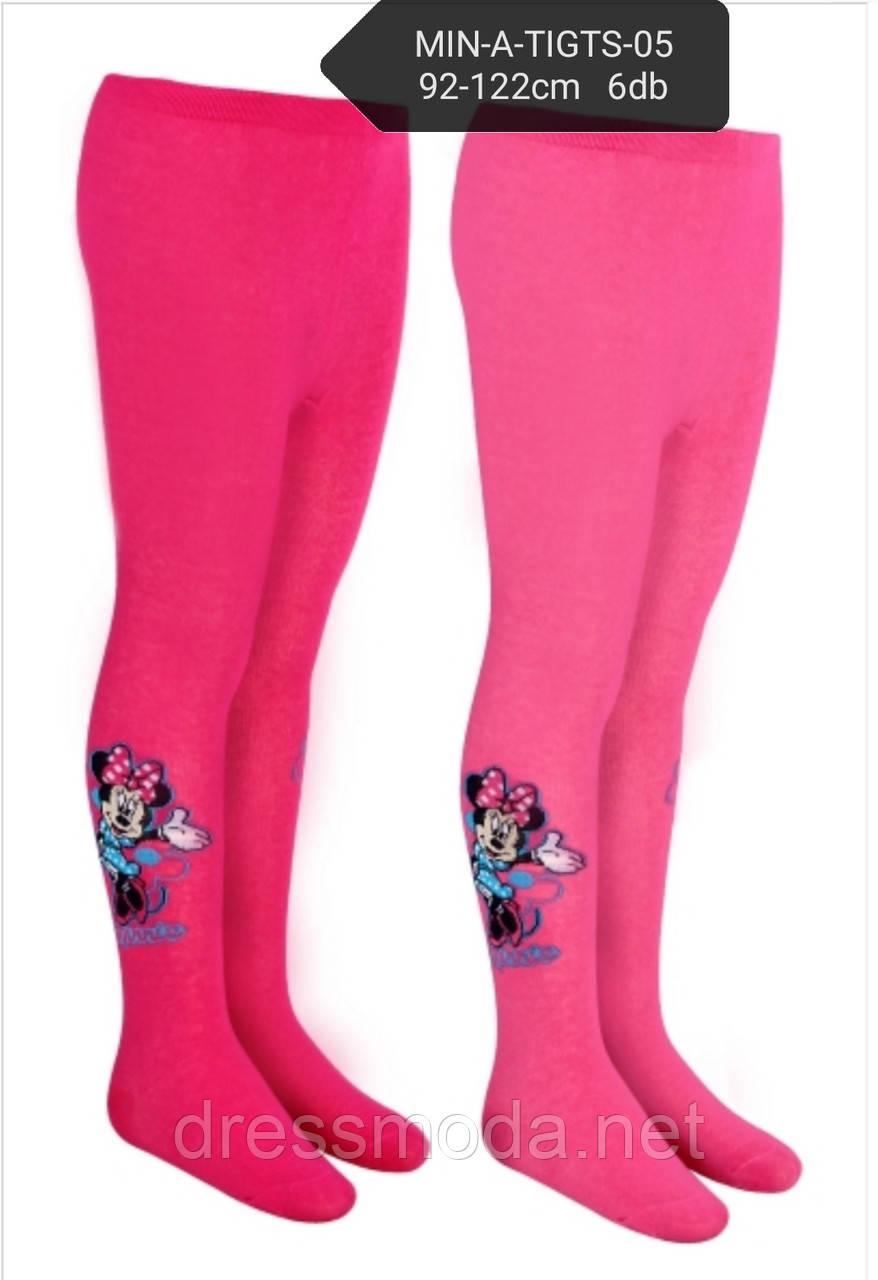 Детские колготки для девочек Minnie ,от Disney 92-122p.р