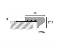 Профили Prostep Wood SWA/
