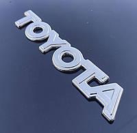 Декоративная автомобильная наклейка на автомобиль TOYOTA, тюнинг, логотип тойота