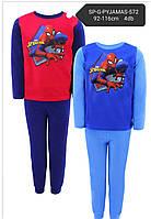 Трикотажная пижама для мальчиков Spider-Man 92-116р.р, фото 1