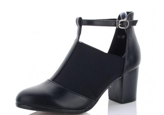 Туфли Башили W4-black