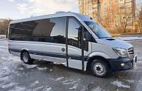 Аренда, заказ микроавтобуса Mercedes Sprinter, 19 мест, 2015 год выпуска.