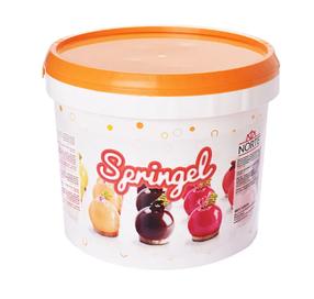 Холодна глазур нейтральна Springel Norte 6 кг