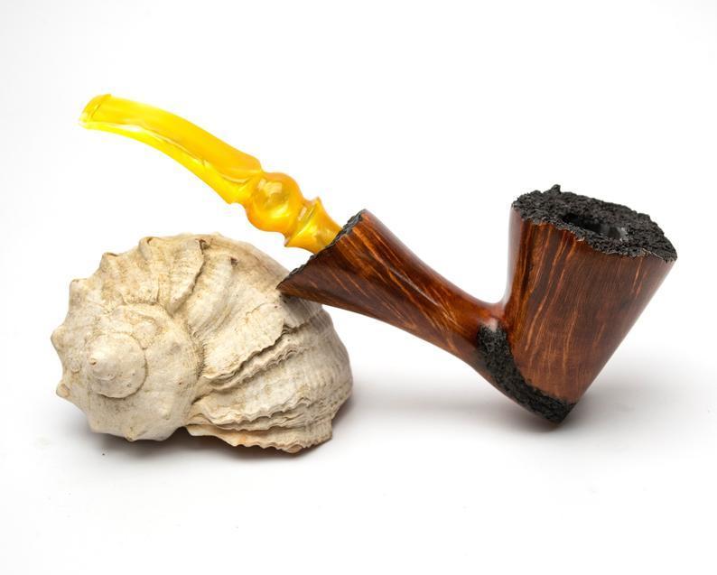 Курительная трубка бриар Freehand