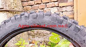 Шина на мотоцикл 110/90-18 кроссовая камерная, фото 2