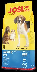 Josera JosiDog Master Mix 18кг - микс разноцветных крокет для собак с столовой свеклой