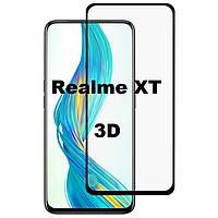 Защитное стекло 3D для Realme XT (реалми хт)