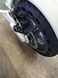 Електросамокат Xiaomi Electric Scooter Pro Black/White, фото 9