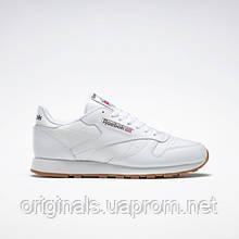 Кроссовки мужские Reebok Classic Leather 49799 2020