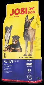 Josera JosiDog Active 4,5кг - корм для взрослых активных собак