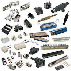 Електротехнічні роз'єми, перехідники і корпусу