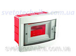 Коробка Vi-Ko Lotus для 6 автоматов (скрытая установка)