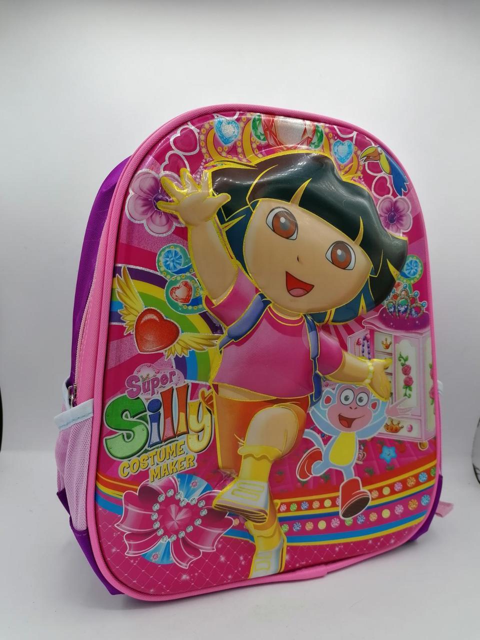 Детский рюкзак с 3D рисунком