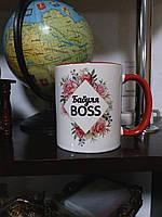 Чашка для бабусі