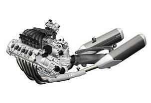 Двигатели на Мото технику