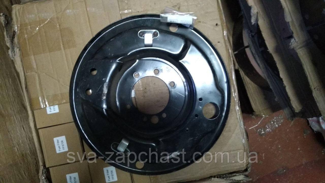 Щит опорный тормоза ГАЗ 3309 переднего левый с АБС Д-245 3309-3501013-10