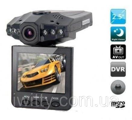"Видеорегистратор HD Portable DVR with 2.5"" TFT LCD Screen"