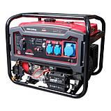 Генератор комбинированный газ/бензин Vitals Master KDS 6.0beg 6 кВт, фото 3