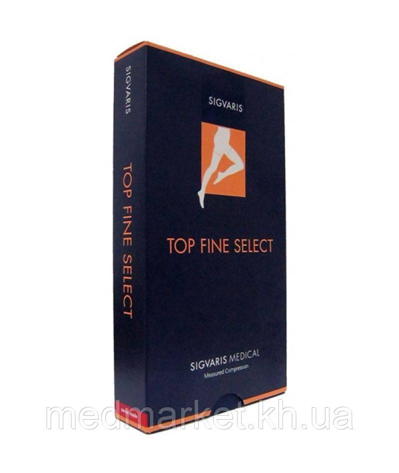 Чулки компрессионные Sigvaris Top Fine Select 1 класс