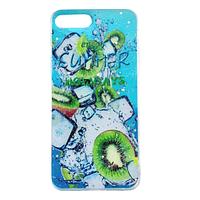 Чехол Fiji для Apple Iphone 7 Plus бампер с рисунком Summer Fruit Kiwifruit
