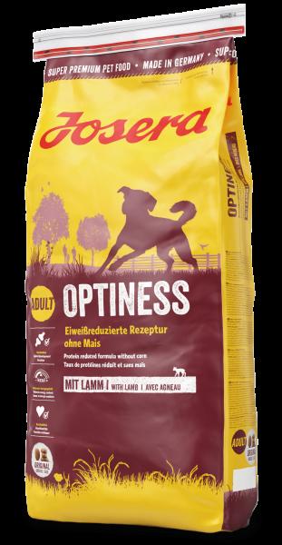 Josera Optiness 0,9 кг - корм для собак з пониженим вмістом білка