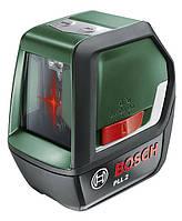 Нивелир лазерный Bosch PLL 2 (уровень БОШ)