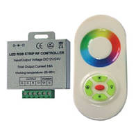 Контроллер LEMANSO для св/ленты на три кан 12V 50-100 м. / LM808