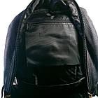 Брезентовый(джинсовый) большой рюкзак Aoking, фото 4