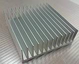 Алюминиевый радиатор охлаждения для светодиодов, фото 3