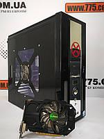 Компьютер Eurocom, Intel Core2Quad Q9300 (4x2.5GHz), RAM 8ГБ, SSHD 500ГБ, GTX 750 1GB DDR5