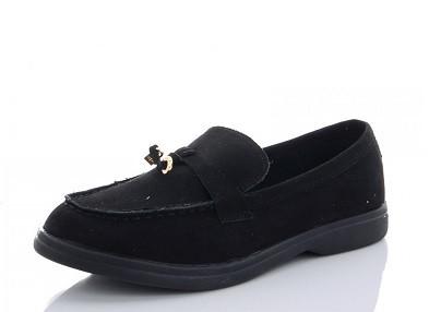 Туфли женские черные Башили 2035 black