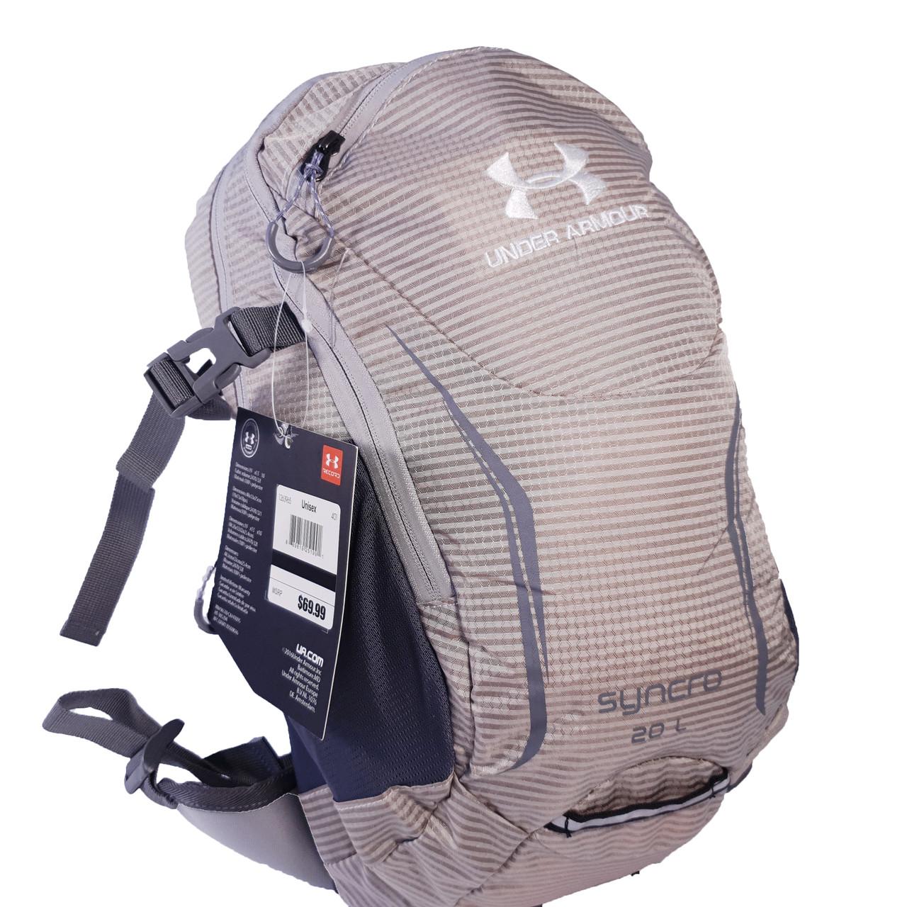 Велосипедный каркасный рюкзак Under Armour