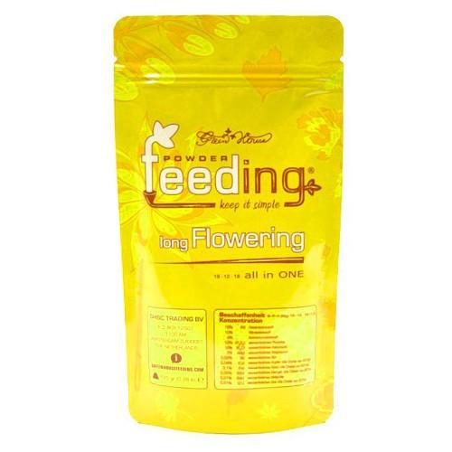 Удобрение длительного действия Powder Feeding Long Flowering (для долго цветущих растений) 125г