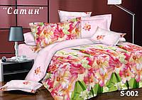Комплект постельного белья Тет-А-Тет евро  S-002