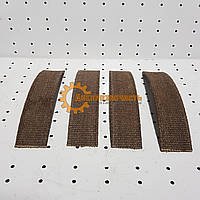 Комплект накладок тормозов колодки ЮМЗ