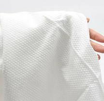 Одноразовое полотенце, 2шт/уп. 30*60/60*130см. (одноразовые салфетки), фото 3