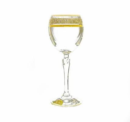 Набор бокалов для вина 200 мл 6 шт Lucia Bohemia 2227/1670/200, фото 2