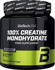 BioTech (USA) 100% Creatine Monohydrate (500 гр.)