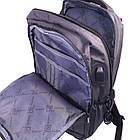 Городской рюкзак для ноутбука с USB Leadfas, фото 10