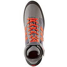 Обувь для борьбы (борцовки) Adidas Havoc (серые, CG3802), фото 3