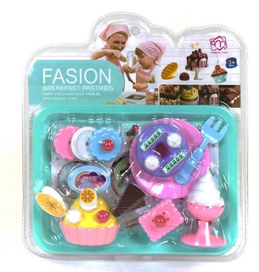 Игровой детский набор.Детский игрушечный набор продуктов.
