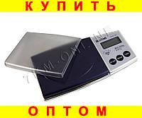 Ювелирные весы Diamond 500g, шаг 0,1